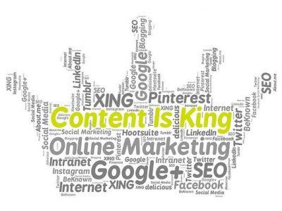 Deshalb sollten Sie anfangen, Content Marketing als eine SEO Strategie zu betrachten