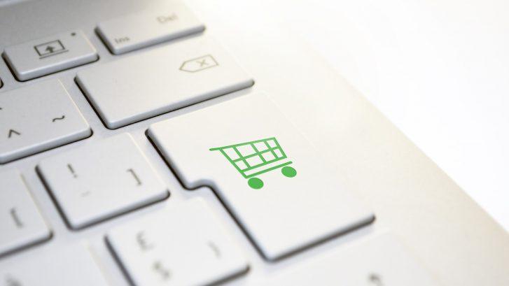Onlineshop mit zahlreichen Produkten